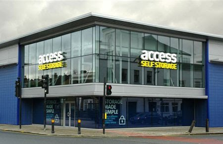 Access Self Storage Phone No 02037334261