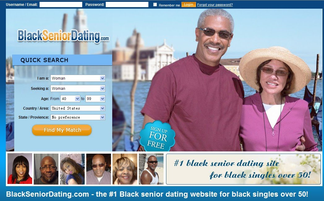 Black Senior Single? Find Someone Special on Seniors Black People Meet!