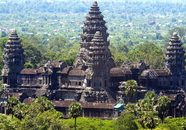 The Rise and Decline of Angkor and the Khmer Empire - Angkor History