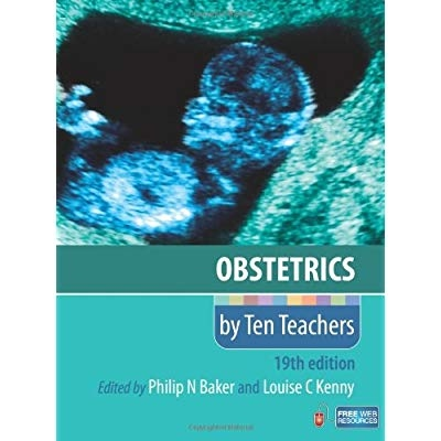 obstetrics by ten teachers 20th edition pdf free download