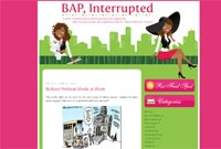 BAP Interrupted