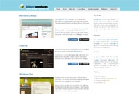 Deluxe Blogger Templates