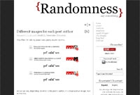 Randomness Blog