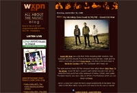 The XPN All About The Music Blog