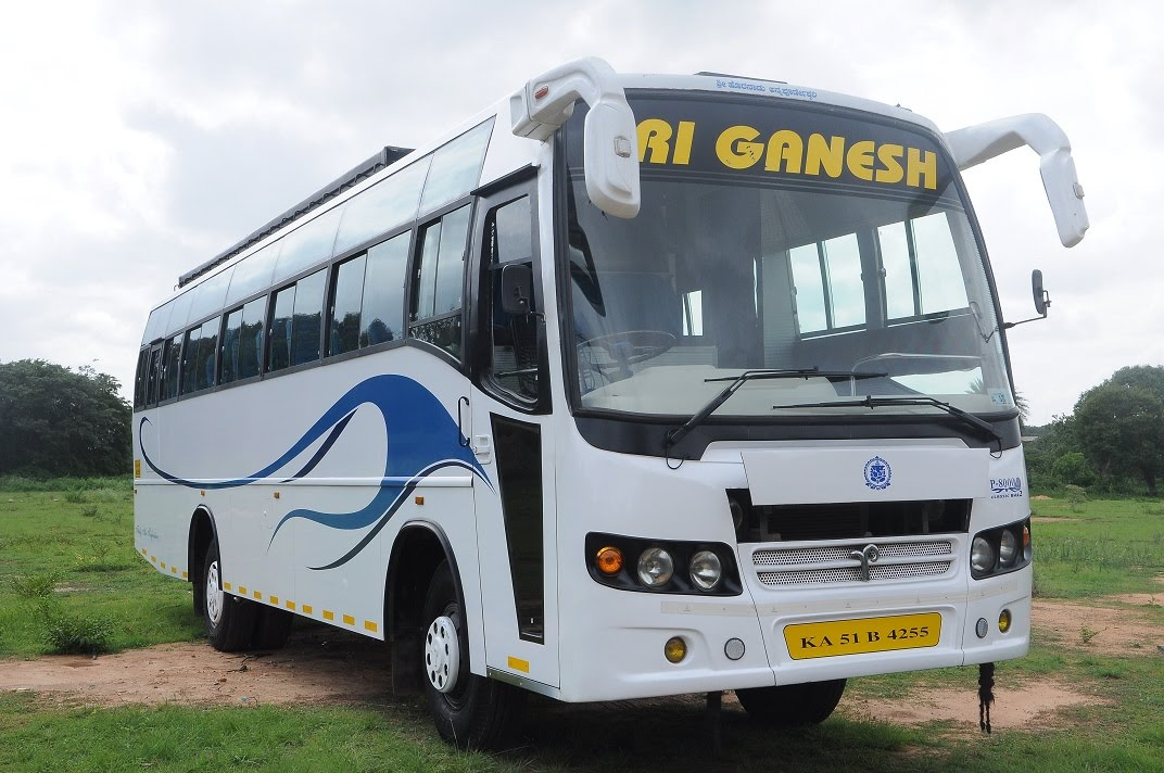 50 Seater Coach Luxury Bus Hires Bangalore S G Rent A Car Luxury Cab