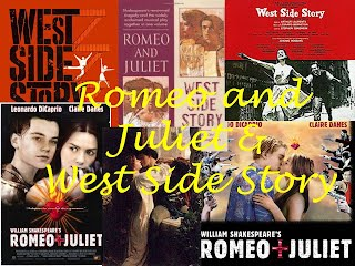 west side story characters compared to romeo and juliet