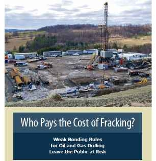 Who Pays the Cost of Fracking