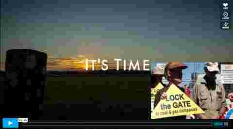 It's Time - Lock the Gate