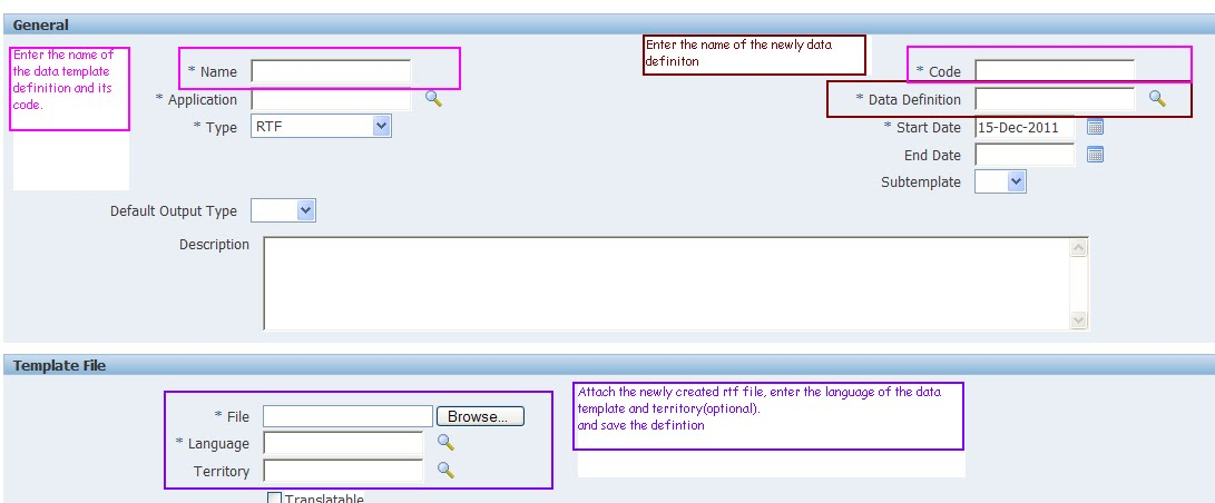 3) How to Use XML Bursting to Send XML Report via Email