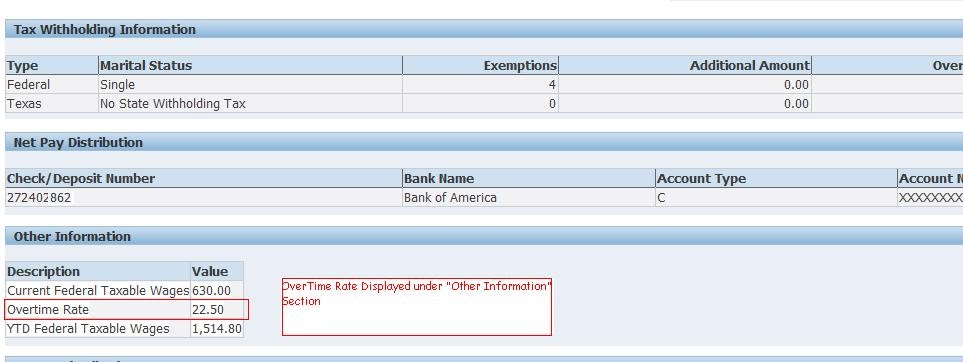 12) How to Add Element Value in Oracle Online Payslip