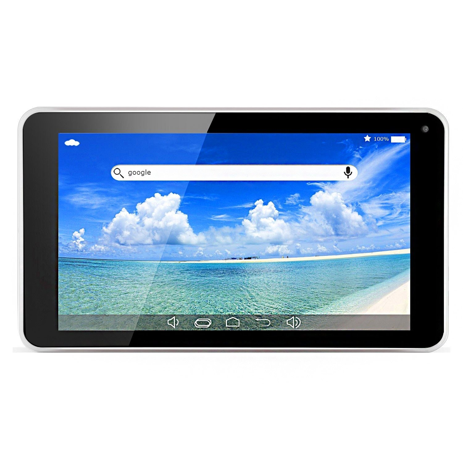 AOSON Android 4.4 Allwinner A33 Quad Core kids Tablet PC 7 ...