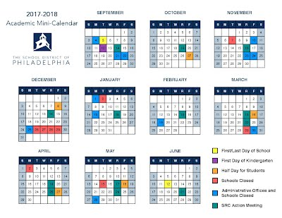 2019 To 2016 School Calendar 2018 19 School District Calendar   Shawmont HSA