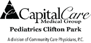 CapitalCare Pediatrics Clifton Park