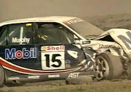 Phillip Island Greg Murphy Massive Accident
