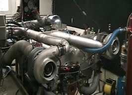 509 with twin turbos