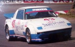 Allan Moffat & the Mazda RX7