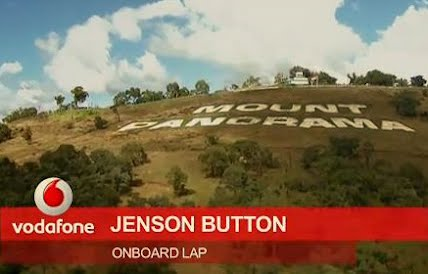 Onboard Camera Lap of Bathurst with Jenson Button