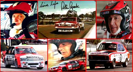 Tribute to Peter Brock King of the Mountain