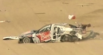 Fabien Coulthard Epic bathurst crash 2010