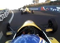 Passing 33 cars around Bathurst - Formula Ford