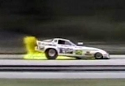 Drag racing crashes from late70s & early 80s