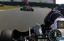 Schumacher vs Liuzzi karting