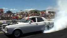 Summernats 23 Top Ten Burnouts