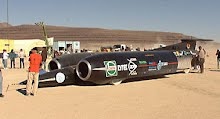 Supersonic Land Speed Record Holder