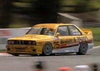 Tony Longhurst BMW M3 1992 Tooheys Top 10