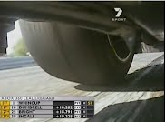 Jamie Whincup Tyre Cam