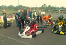 Wollongong karting