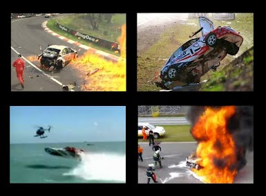 crash video clips