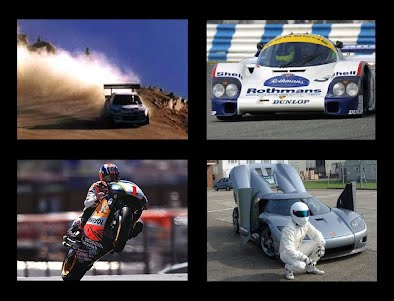 other motorsport video clips