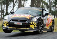 Targa Tasmania 2011 Highlights