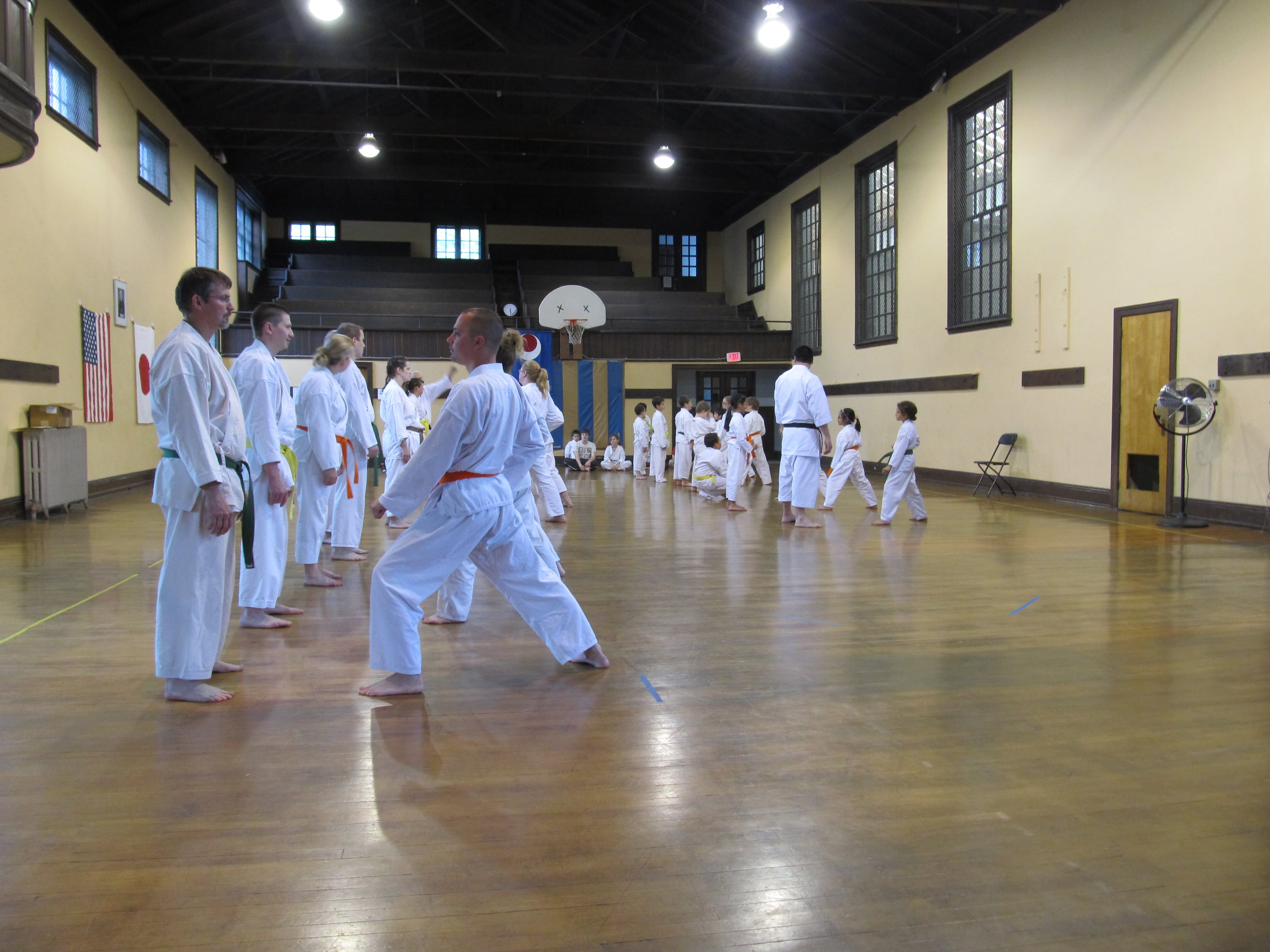 """the history of shotokan karate A short history of shotokan karate gichin funakoshi is widely considered as the """"father"""" of modern day karate he was born in the shuri prefecture in okinawa in 1868 and at the age of 11."""
