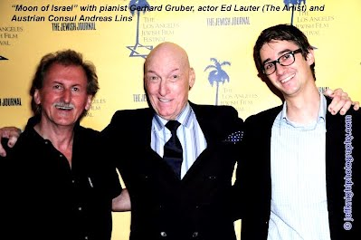 Gerhard Gruber - Ed Lauter - Andreas Lins