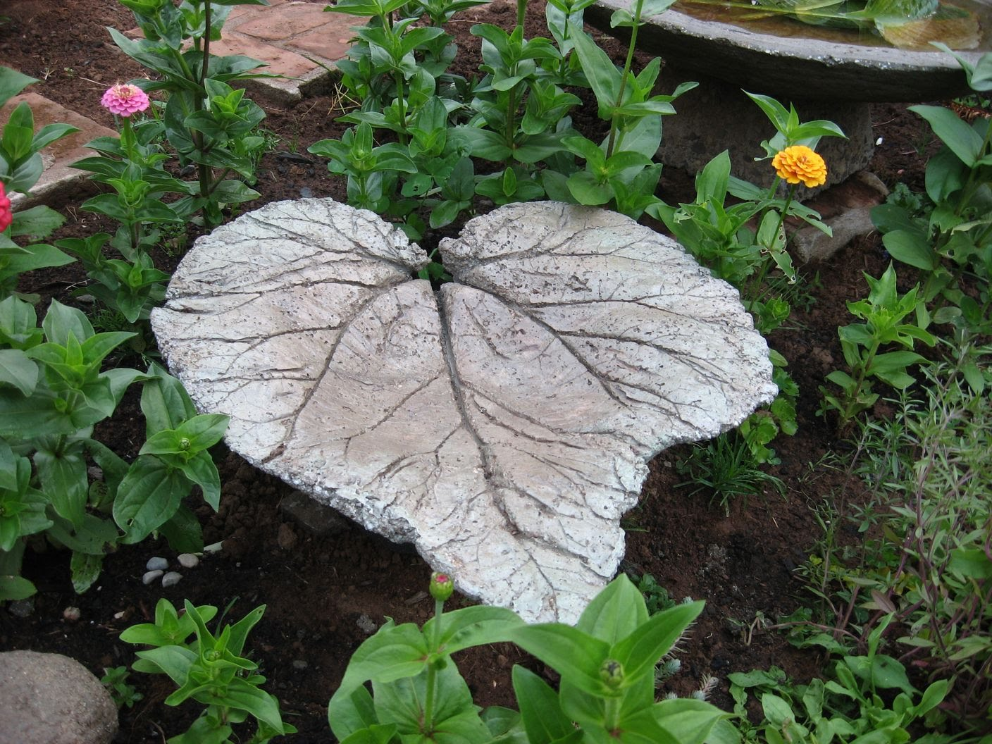 How to Make Leaf Stepping Stones forecasting