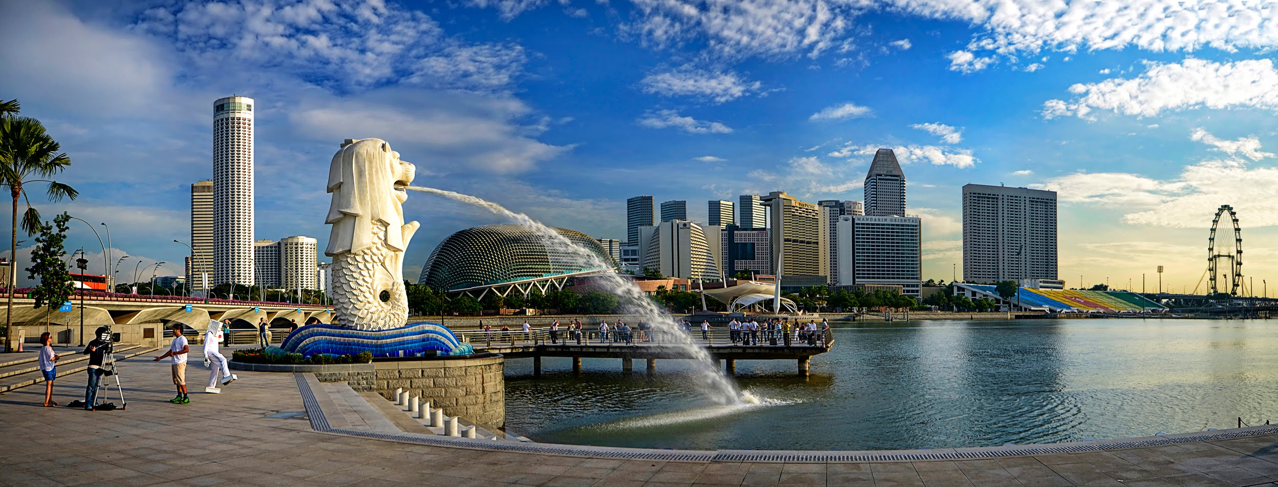 Picture of Singapore Merlion