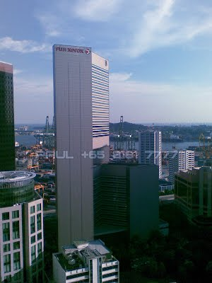 FUJI XEROX TOWER, Singapore Office For Rent - SINGAPORE OFFICE SPACE