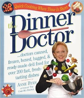 The Dinner Doctor by Anne Byrn (2003) via Amazon.com