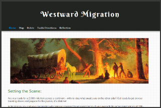 https://sites.google.com/site/blairwestwardmigration/