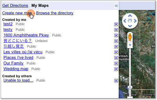 replace a map template tips