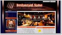 Template tips looking to get your restaurant online this site template includes a restaurant blog menu pages a place to post reviews and more pronofoot35fo Gallery