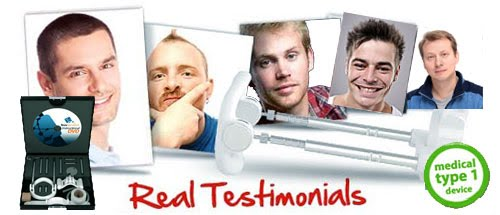 Real Testimonials from customers