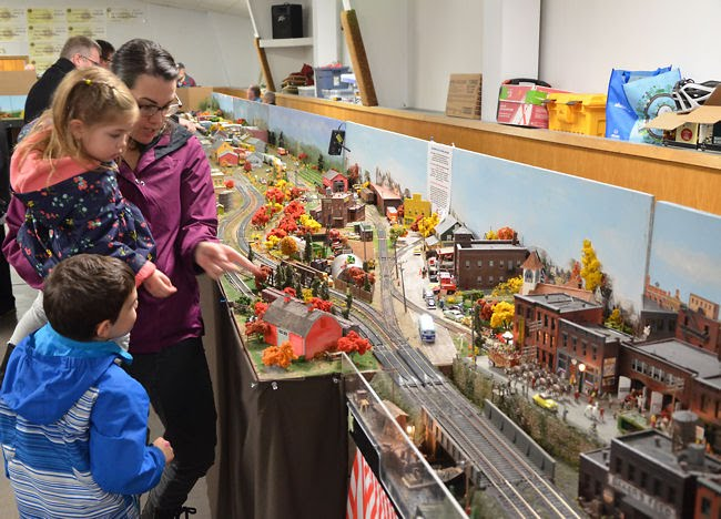 Train Show Photos - SJFallShow
