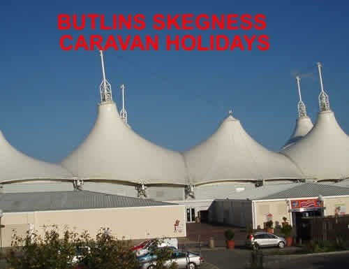 Perfect Butlins Skegness Caravans  Family Holidays Adult Weekends Amp Themed