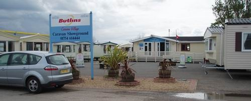 Excellent Caravans Butlins Skegness