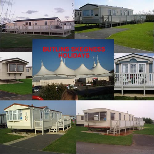 Fantastic Butlins Skegness Caravans For Hire
