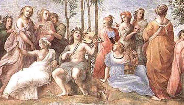 greek mythology the muses essay