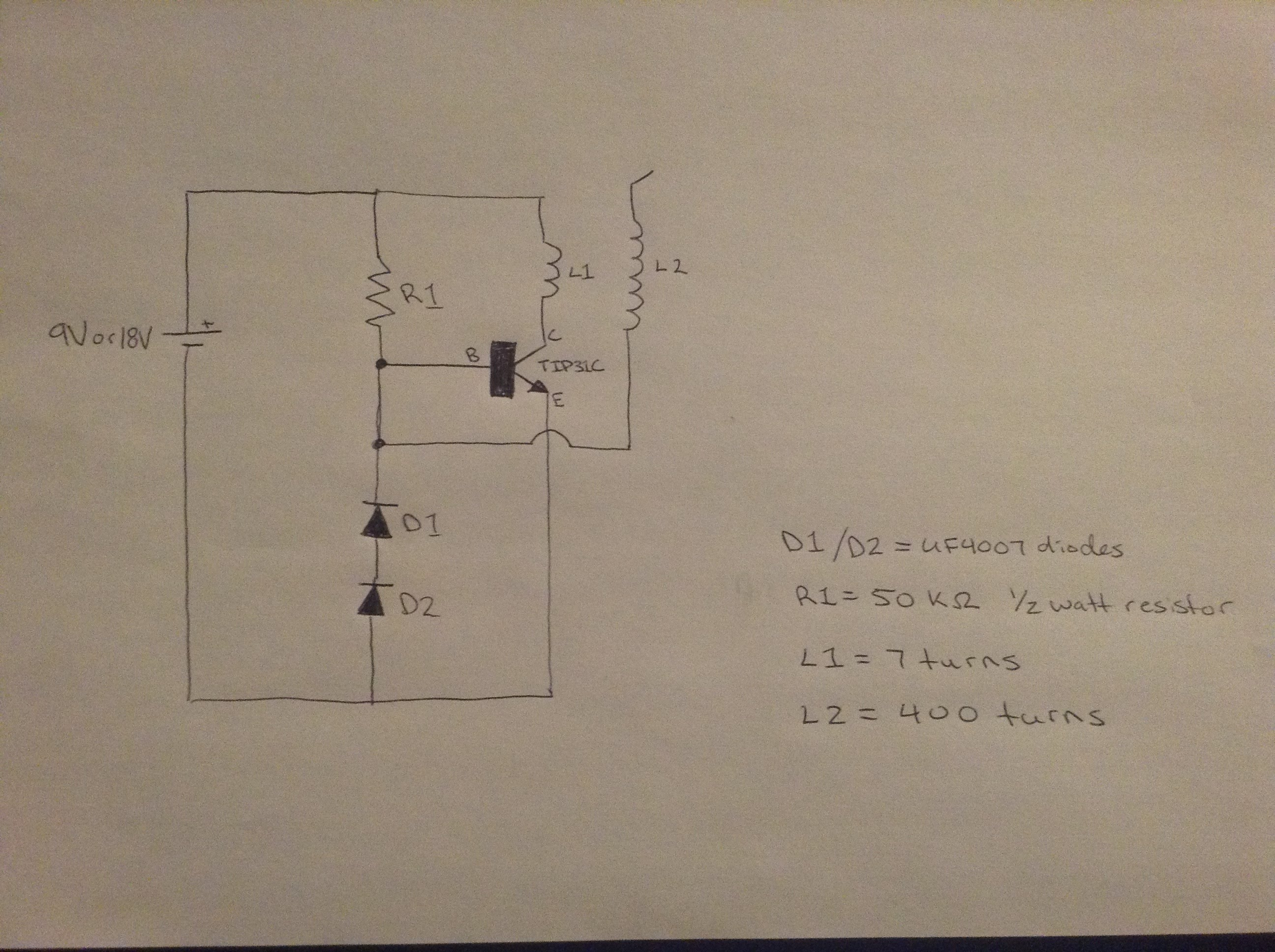 Exciter Circuit Diagram Car Fuse Box Wiring Simple Ks2 Images Gallery